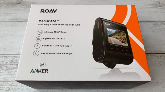 Anker Roav DashCam C1 レビュー