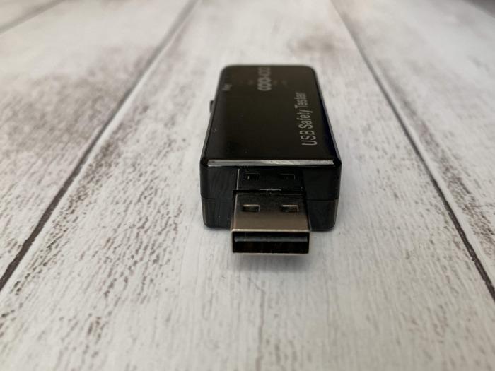 COOWOO USB電流電圧テスター レビュー