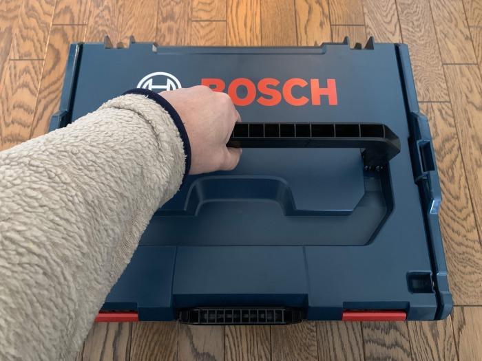 BOSCH GSR 10.8V-15FCレビュー