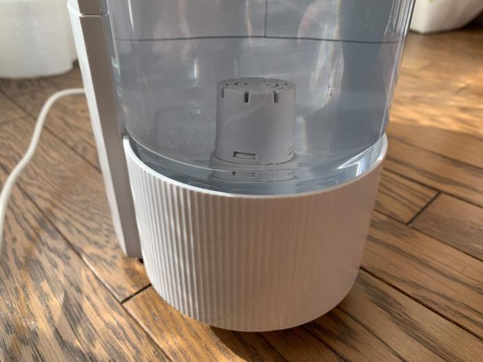 シャープ気化式加湿器 HV-G30 レビュー
