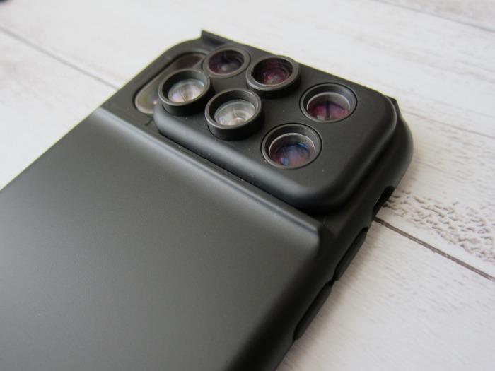 shiftcam2.0 XSレビュー