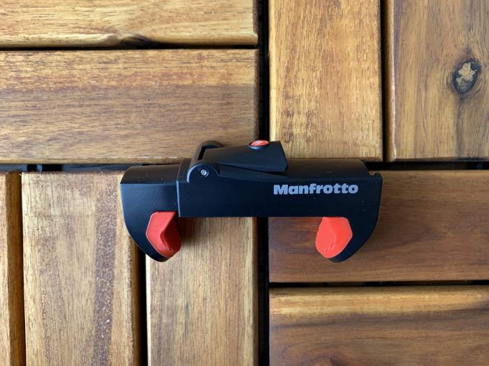 Manfrotto PIXIクランプ MCPIXIレビュー