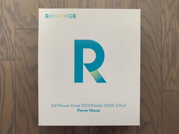 RAVPower RP-PB055ニューバージョンの