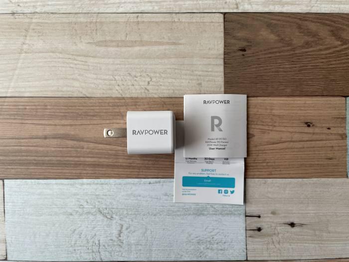 RAVPower RP-PC150 レビュー